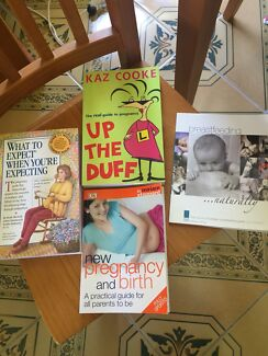 Wanted: Baby and pregnancy books