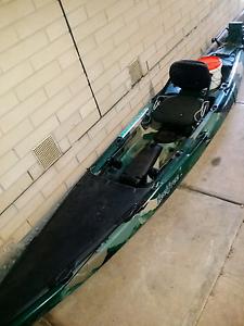 Moken 12 feelfree kayak Ingle Farm Salisbury Area Preview