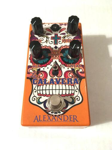 Alexander Pedals Calavera Phaser Guitar Effects Pedal
