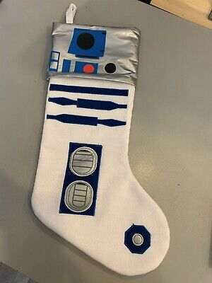 Christmas Stockings Holiday Decorations Star Wars R2d2 Christmas Stocking 18""