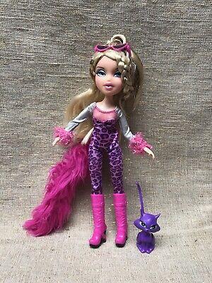 Bratz CATZ Cloe MGA Fashion Doll with Cat