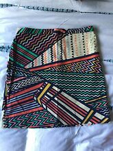 Gorman - colourful 80s inspired skirt, size 10 Crows Nest North Sydney Area Preview
