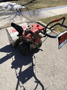 Heavy duty self propelled snow blower for sale