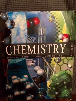 Chemistry 2nd Ed - Blackman