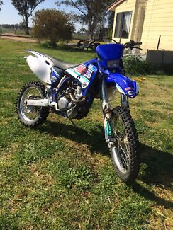 Wr250f Gulgong Mudgee Area Preview