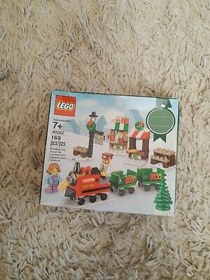 "Lego / NEW "" Christmas Train Ride "" set # 40262, NIB sealed, Holiday"