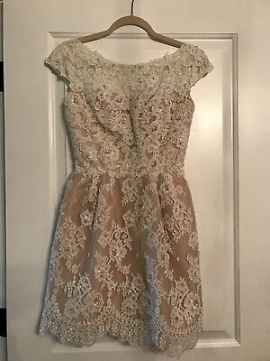 Sherri Hill Short Dress Prom Gala Dance size 4, used for sale  College Grove