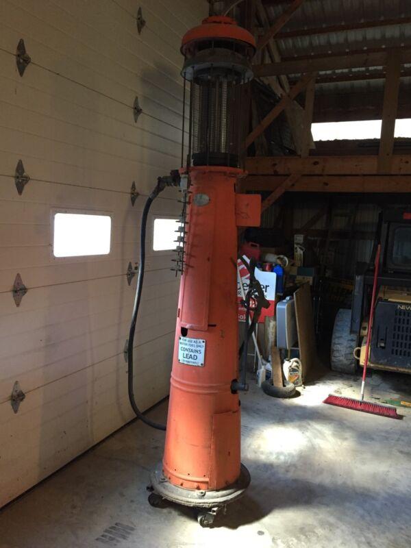 Gilbert & Barker Gas Pump