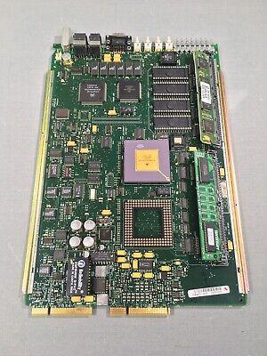 Motorola Quantar Quantro Station Control Board Cln6961c With Cpu And Ram