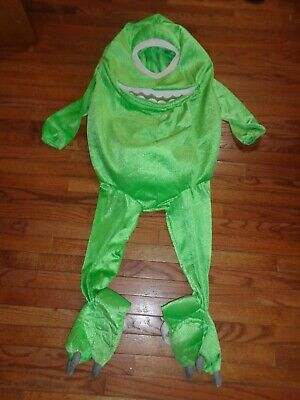 Disney Monster's Inc. Mike Plush Costume for Kids - Monster Inc Kid