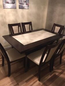 Granite Dining Table | eBay