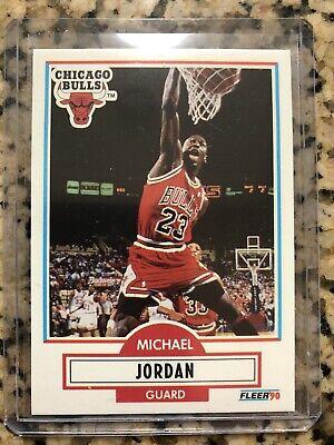 1990 Fleer Michael Jordan!!! Fresh From Rack Pack 1990 Fleer Rack
