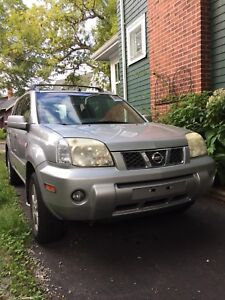 Nissan X trail - for parts
