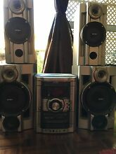 Sony stereo and speakers Hamilton Brisbane North East Preview