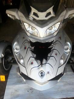 Can Am Spyder 2010