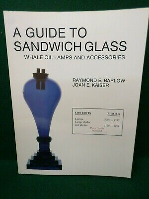 A Guide to Sandwich Glass: Whale Oil Lamps and Accessories
