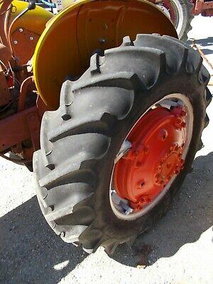 13.6 X 28 Coop Super Power Plus 60 Tread Tire Allis Chalmers Wd 45 Tractor Rim