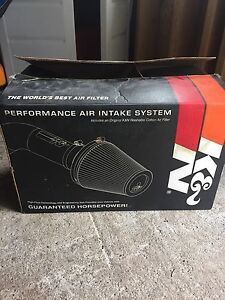 K&N cold air intake for Nissan 350Z 03-06