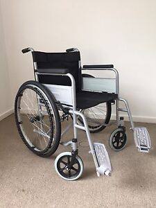 Foldable Wheelchair Elwood Port Phillip Preview