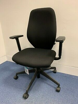 Boss Komac Office Task Chair in Black