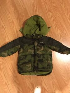 Old navy toddler size 2 winter coat