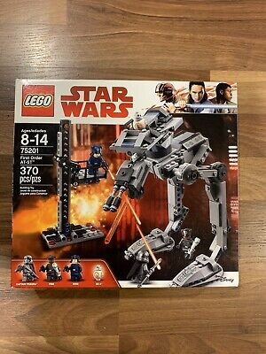 LEGO Star Wars First Order AT-ST 2018 (75201)