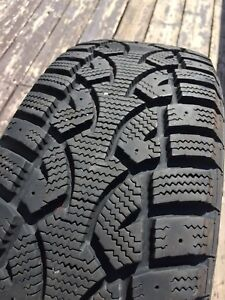 185-60-15 General Artic Altimax Winter Tires 2 Only!!!