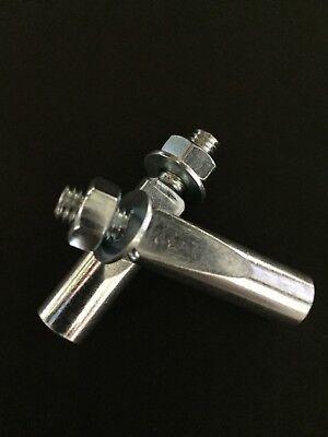 Vintage Cotter Pin Key for 3 Piece Road Bike Cranksets 9mm X 26mm Peugeot