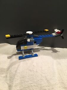 Lego helicopter x2 Glenelg Holdfast Bay Preview