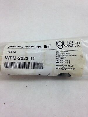 IGUS WFM-2023-11 SLIDING BEARINGS BAG OF 12 (A853) comprar usado  Enviando para Brazil