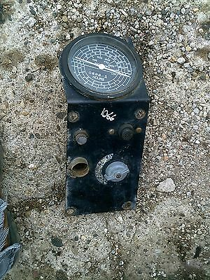 Farmall 1066 966 1466 Tractor Ih Ihc Tach Tachometer Bracket Light Switch