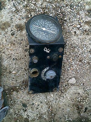 Farmall 1066 966 1466 Tractor Ih Ihc Tach Tachometer Bracket Light Switch