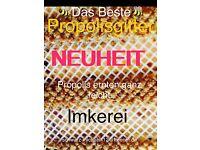 St Imker Propolis 10qm = 52 St SPEZIAL PROPOLISGITTER lebensmittelecht 3 €