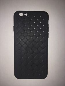 IPHONE 6/6s BLACK WOVEN CASE BRAND NEW