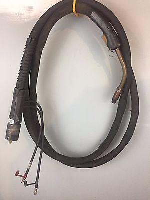 Bernard Magnum 400 Water Cooled Mig Gun Welding Torch 400a
