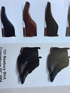 Men's leather shoes Craigieburn Hume Area Preview