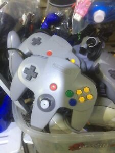 N64 controllers official OEM $30