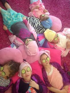Pamper Parties for Princesses Brendale Pine Rivers Area Preview