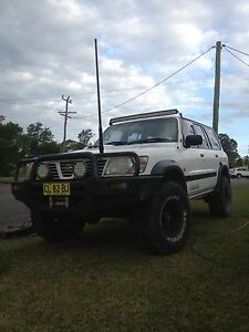 Nissan patrol Newcastle Newcastle Area Preview