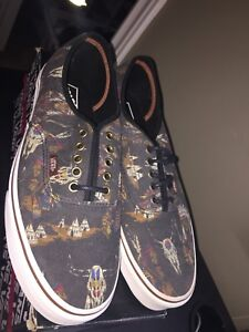 NEW Vans Authentic Tribal Leaders SIZE 11