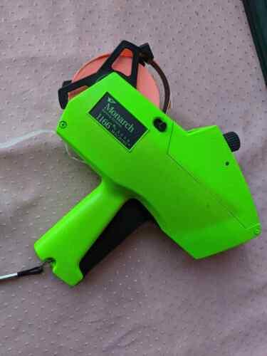 Monarch 1166 One Line Bold Price Marker Labeling Gun