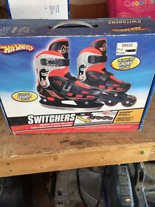 HotWheels Switches (Rollerblades and Ice Skates