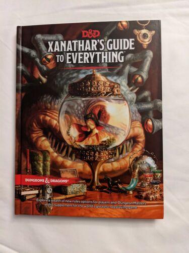 Dungeons & Dragons - Xanathar
