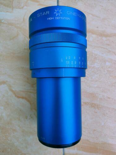 Anamorphic lens Isco Blue Star Cinemascope Attachment