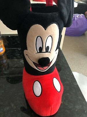 Mickey Mouse Standing Christmas Stocking