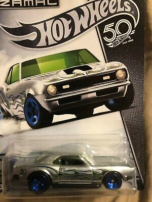 Hot Wheels 50th - `68 COPO Camaro - ZAMAC
