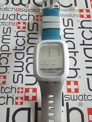Swatch Digiwhale SURS102 2015 Touch 39mm Silicone