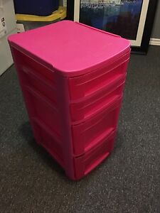 Pink Storage Container