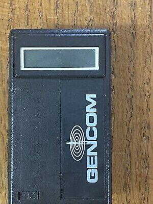 NEC R3 Display Pager Vintage RARE
