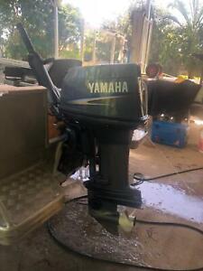 Yamaha 50hp outboard motor